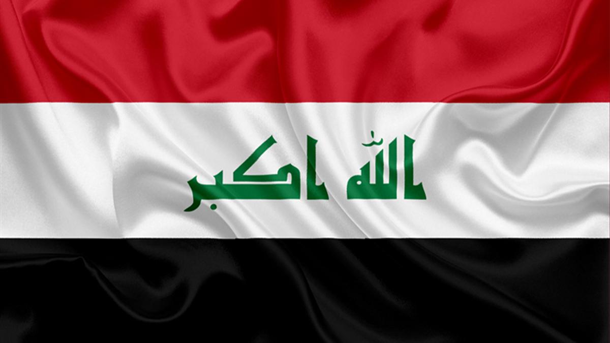Ιράκ - Σημαία
