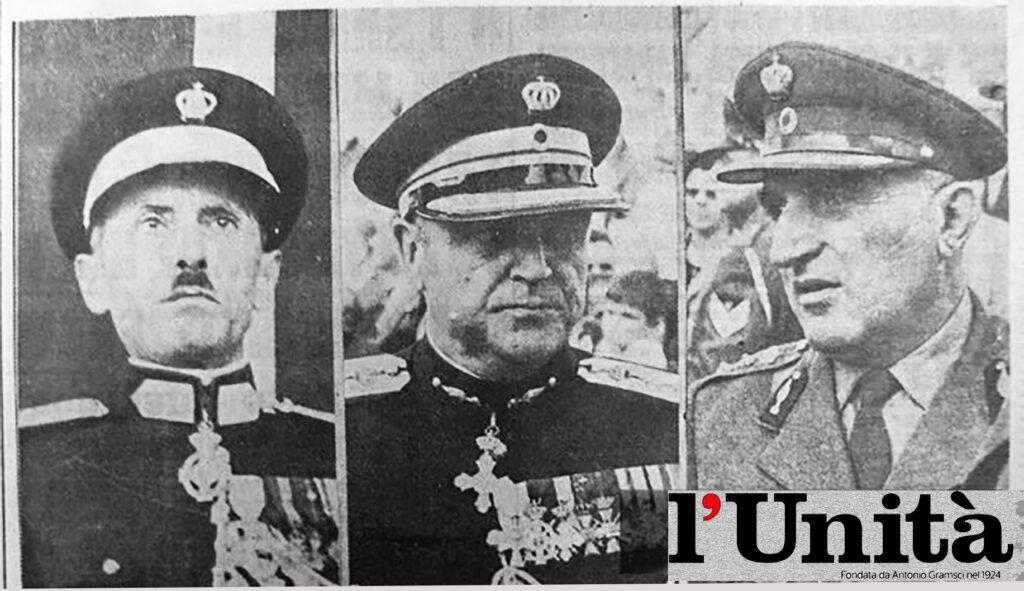 Lambrakis Responsabili L' Unita 1963