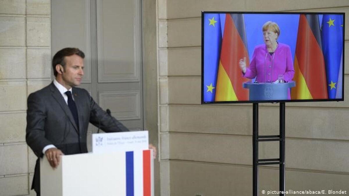 Makron-Merkel