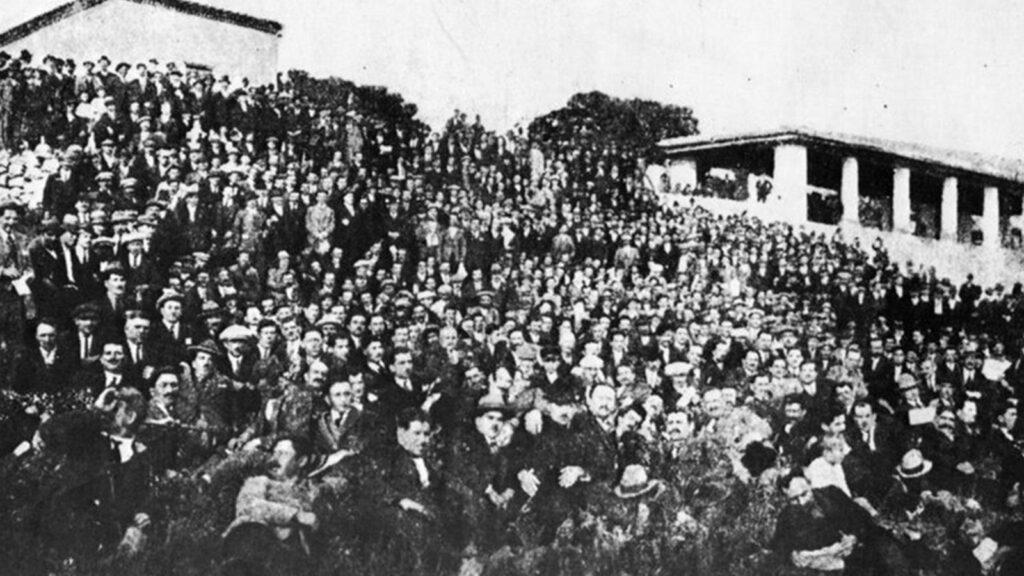 Εργατικό κίνημα - Απεργία σιγαροποιών, 1910
