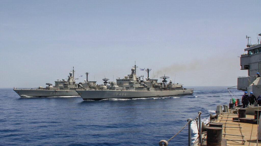 Φρεγάτες Πολεμικού Ναυτικού
