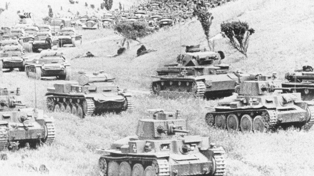 Β'ΠΠ - Ναζιστική Γερμανία - Εισβολή στις Κάτω Χώρες, 1940