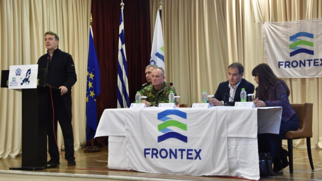 Επίσκεψη Χρyσοχοΐδη σε Έβρο και FRONTEX στις 12/03/2020