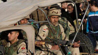 Αίγυπτος-Σινά-Στρατιώτες