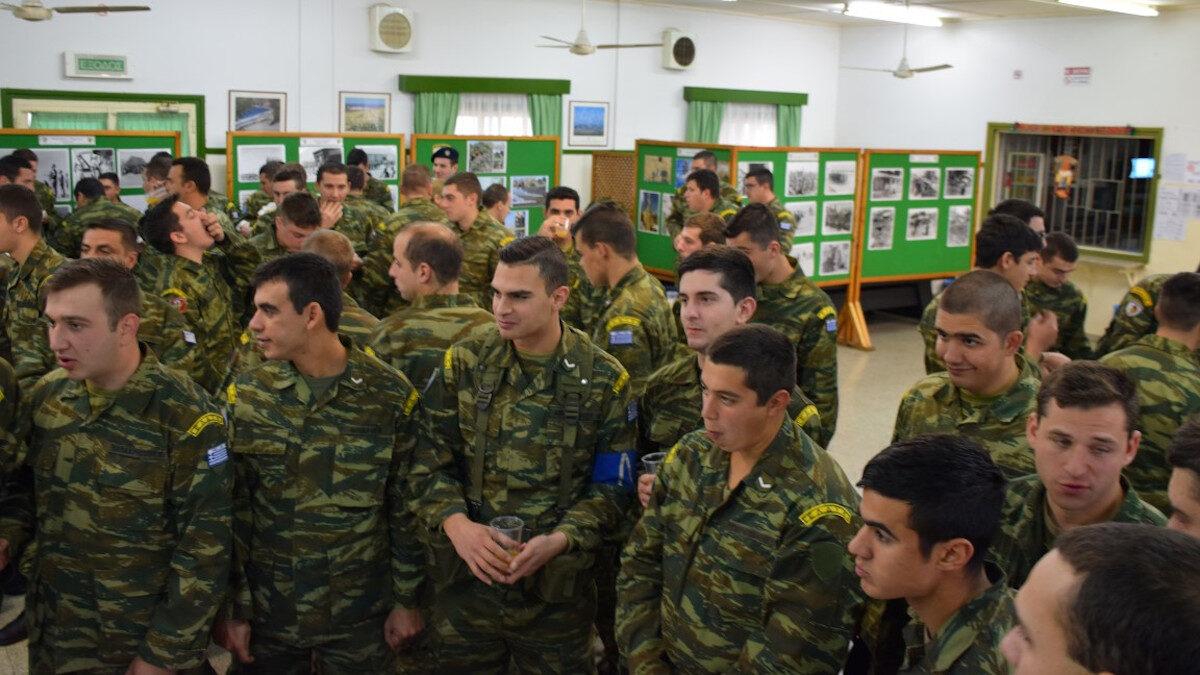 Κύπρος - Στρατιώτες της ΕΛ.ΔΥ.Κ.