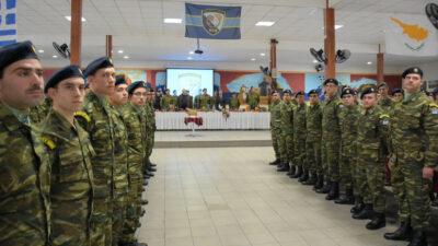 Στρατιώτες της ΕΛ.ΔΥ.Κ.