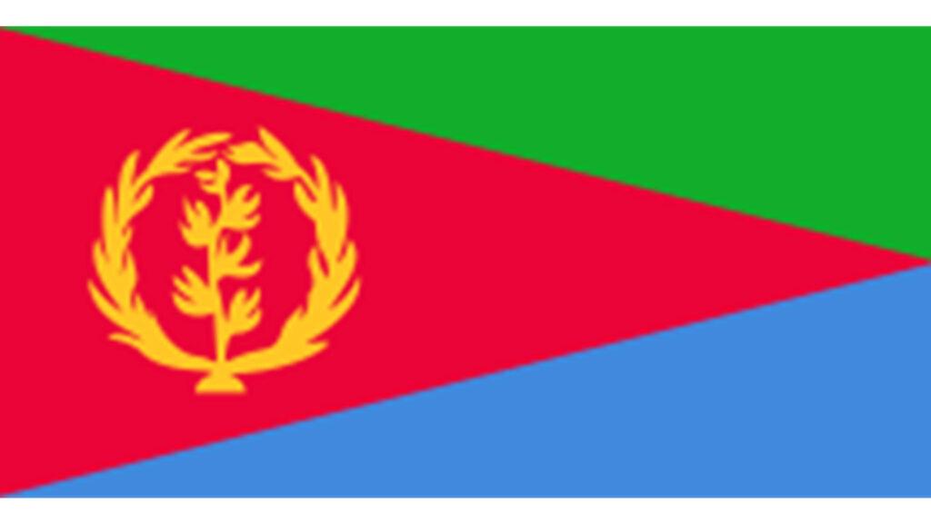 Σημαία της Ευθραίας