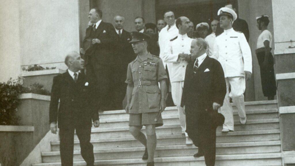 Γεώργιος Β΄ - Αλεξάνδρεια