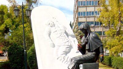 Καλλιθέα Σοβιετικό Μνημείο