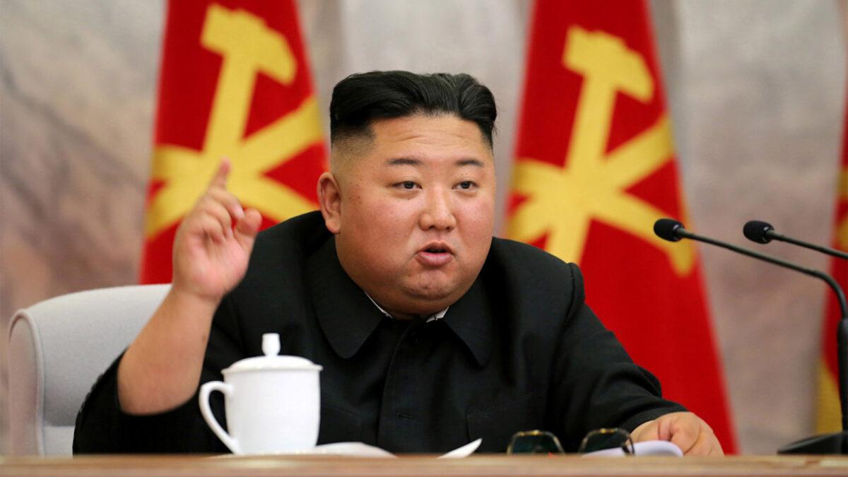 Κιμ Γιονκγ ουν, Βόρεια Κορέα