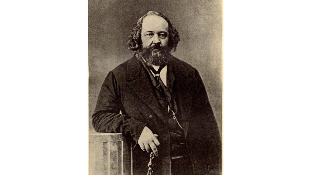 Μιχαήλ Μπακούνιν