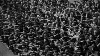 Ναζιστικός χαιρετισμός