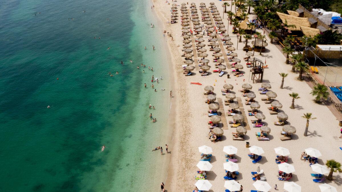 Οργανωμένες παραλίες