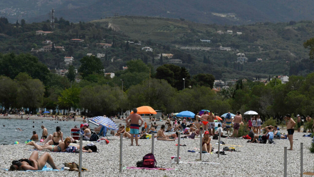 Παραλίες - λουόμενοι