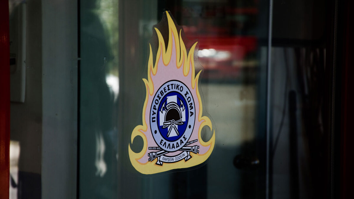 Πυροσβεστικό Σώμα - έμβλημα - logo