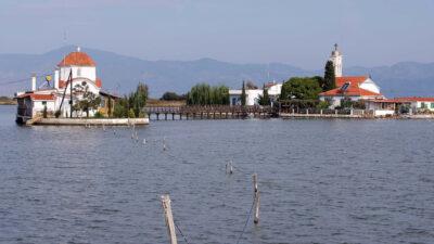 Μετόχι στη Λίμνη Βιστονίδα - Πόρτο Λάγος - Ξάνθη