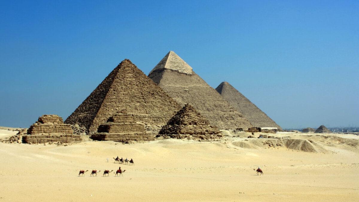 Αίγυπτος Πυραμίδες