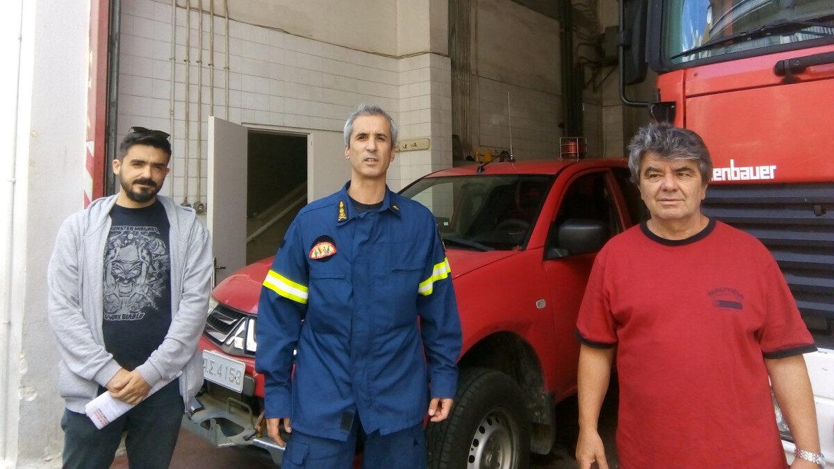 Πυροσβεστική Υπηρεσία Καλαμάτας