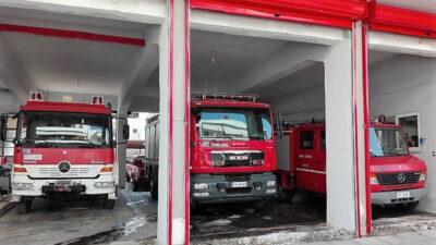 Πυροσβεστική Χανίων