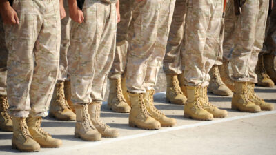 Στρατιώτες με παραλλαγή ερήμου