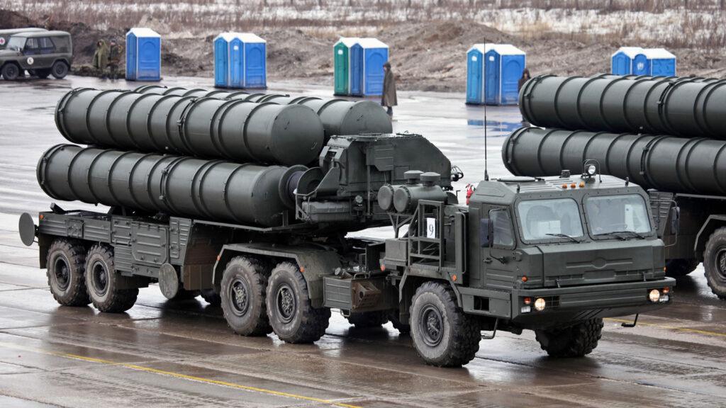 Πύραυλοι S-400
