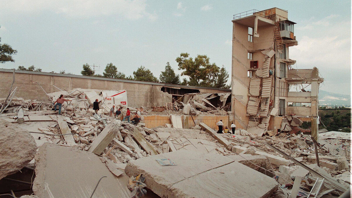 Σεισμός Πάρνηθα