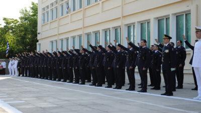 Τελετή Ορκωμοσίας Σχολής Αξιωματικών Πυροσβεστικής