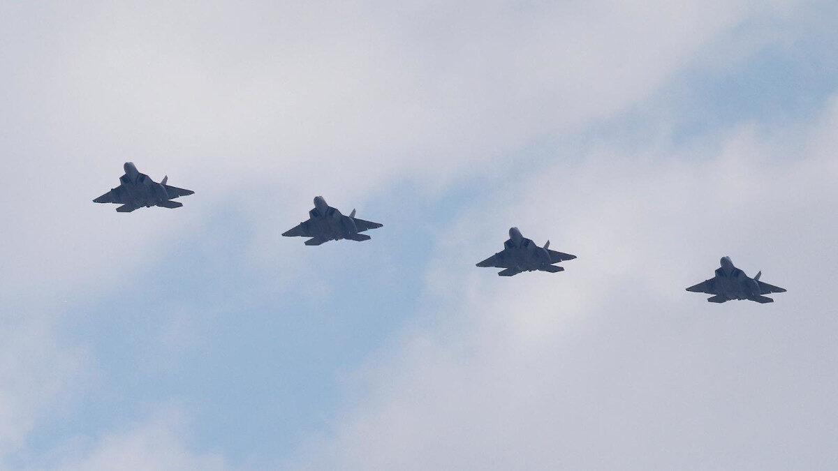Αμερικανικά F-22