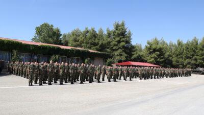 Στρατιώτες στο ΚΕΤΘ-Αυλώνα