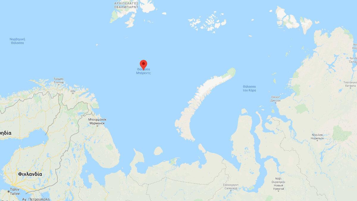 Θάλασσα Μπάρεντς