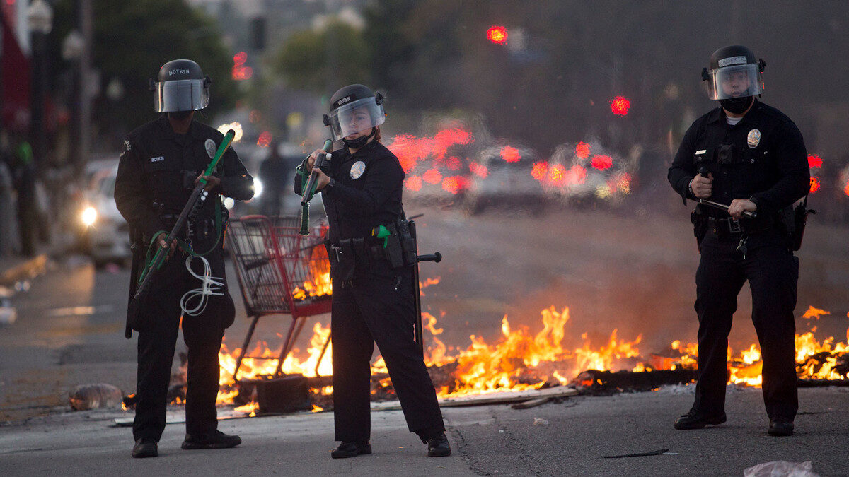 Διαδήλωση στις ΗΠΑ