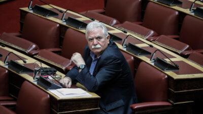 Χρήστος Κατσώτης Βουλευτής Β3 Νοτίου Τομέα Αθηνών του ΚΚΕ και μέλος της ΚΕ