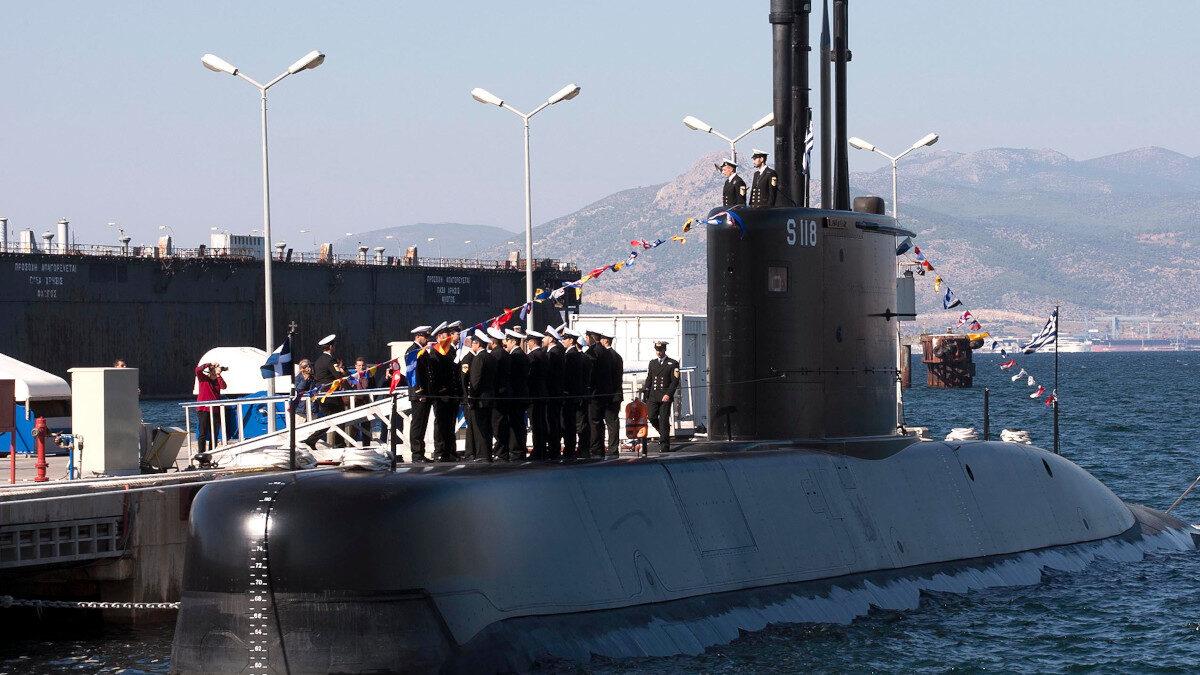 Πολεμικό Ναυτικό Υποβρύχιο Ωκεανός