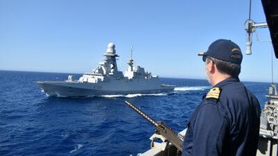 Συνεκπαίδευση Μονάδων Πολεμικού Ναυτικού Ελλάδας Τουρκίας ΝΑΤΟ - SNMG2