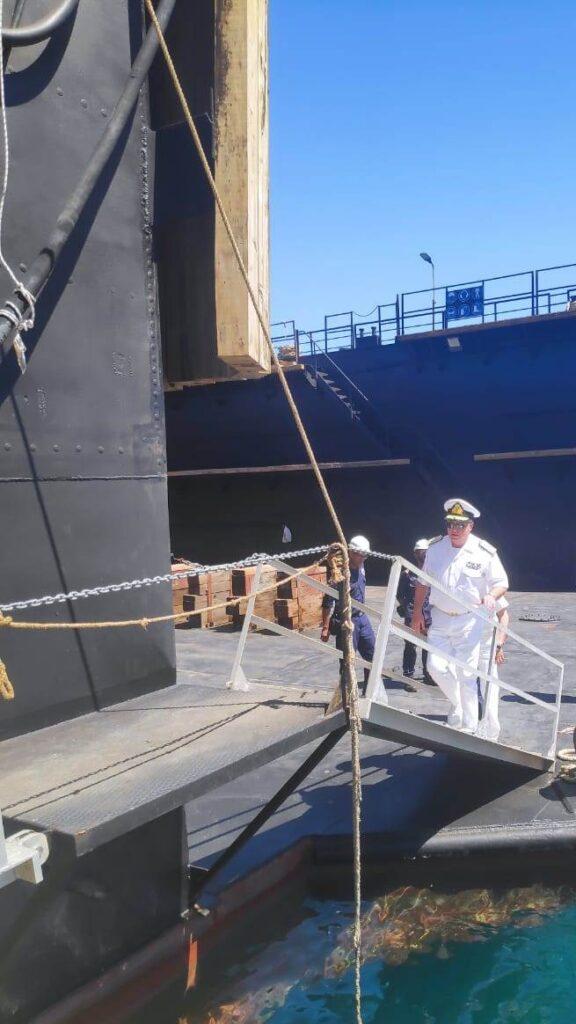 Πολεμικό Ναυτικό - ΑΓΕΝ στο Ναύσταθμο της Σούδας