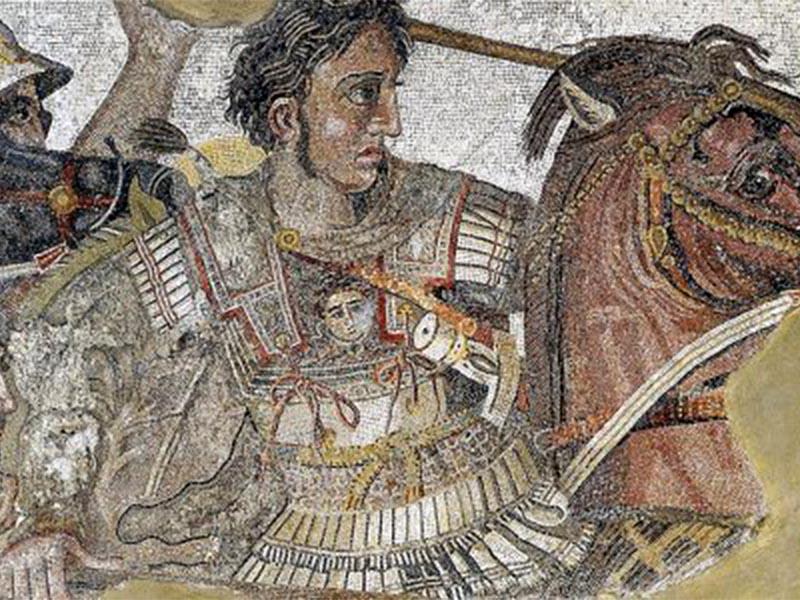 Αρχαία Ελλάδα - Μακεδονία - Μέγας Αλέξανδρος