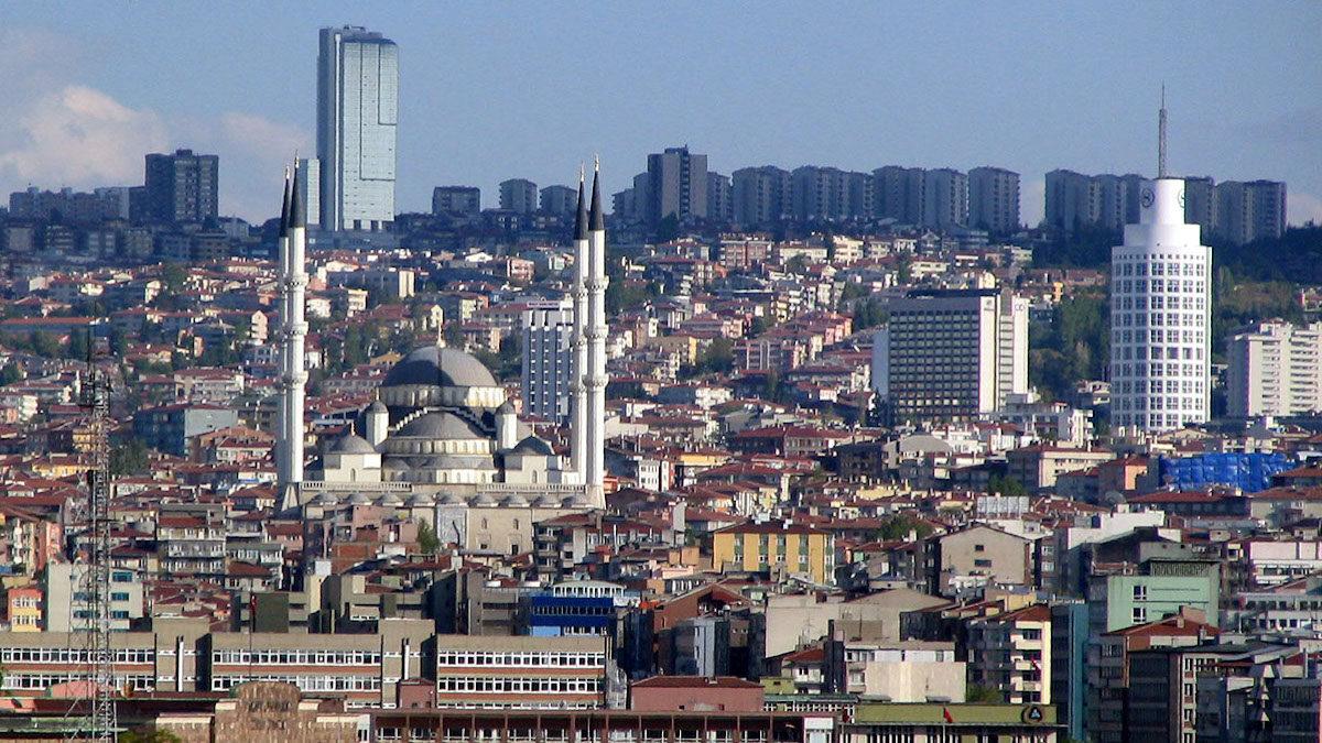 Άγκυρα- Τουρκία