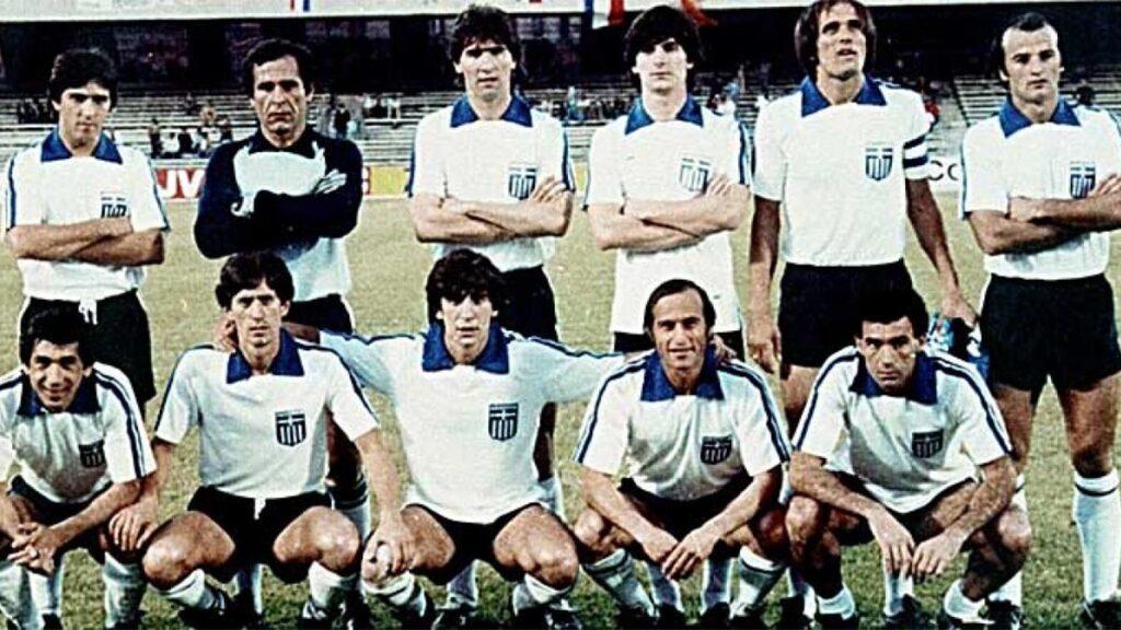 Αθλητισμός - Ποδόσφαιρο - Εθνική Ελλάδος - Euro 1980