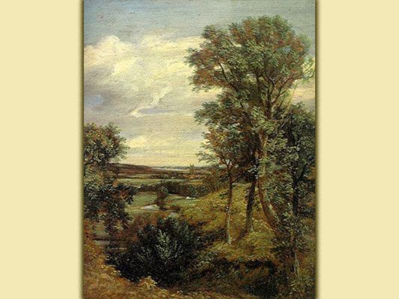 Πολιτισμός - Ζωγραφική - Τζον Κόνσταμπλ