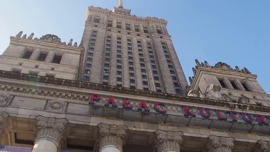 Πολωνία - Βαρσοβία - Παλάτι Πολιτισμού και Επιστημών (PKIN - Polish for Palac Kultury i Nauki)