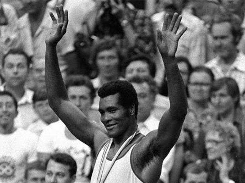 Αθλητισμός - Πυγμαχία - Τεόφιλο Στίβενσον - Κούβα