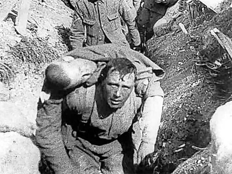 Χιλιάδες νεκροί στη μάχη του Σομμ