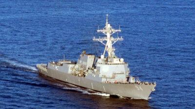 US Navy- πλοίο - Αμερικανικό Αντιτορπιλικό τύπου Arleigh Burke, USS Nitze (DDG-94