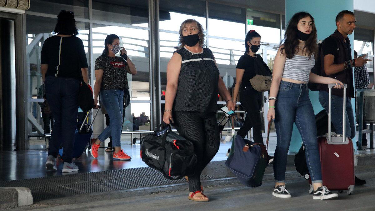 Κορονοϊος- αεροδρομιο Θεσσαλονικης
