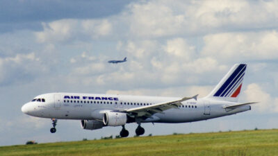 Αεροπλάνο τύπου Airbus 320 της Air France