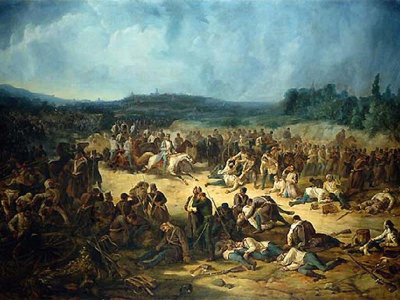 Γαλλία - Αυστρία - Μάχη του Σολφερίνο, 1859