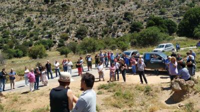 Μάχη της Μαγεύτρας ΔΣΕ Κρήτη