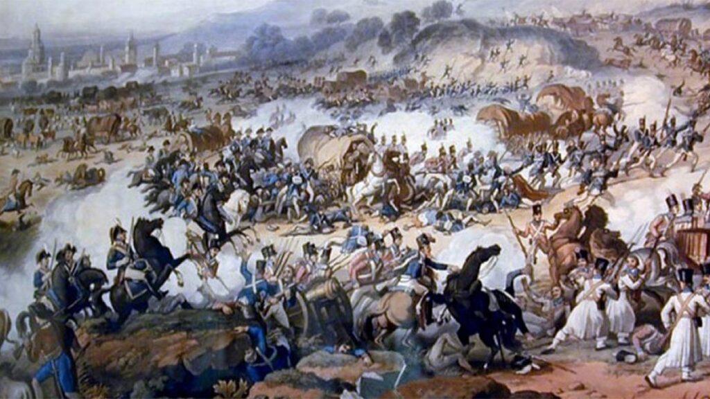 Δούλας του Ουέλινγκτον - Ιωσήφ Βοναπάρτης - Μάχη της Βιτόρια, 1813