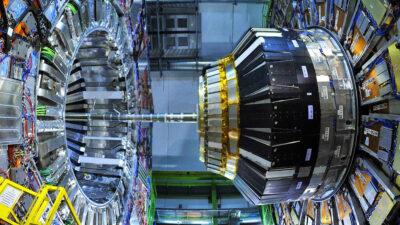 Ο επιταχυντής αδρονίων LHC- CERN