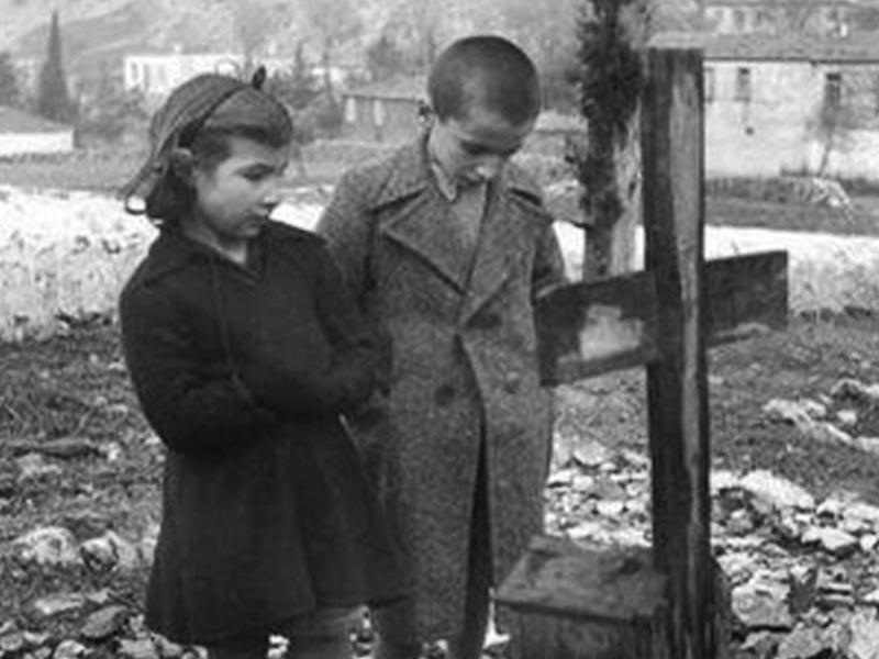 Β'ΠΠ - Ελλάδα - Δίστομο - Σφαγή, 1944